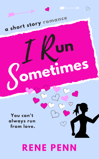 I Run Book Cover PNG
